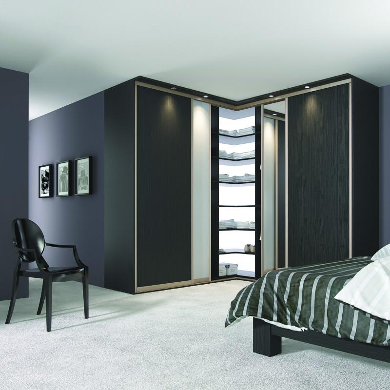 Hoekkast slaapkamer