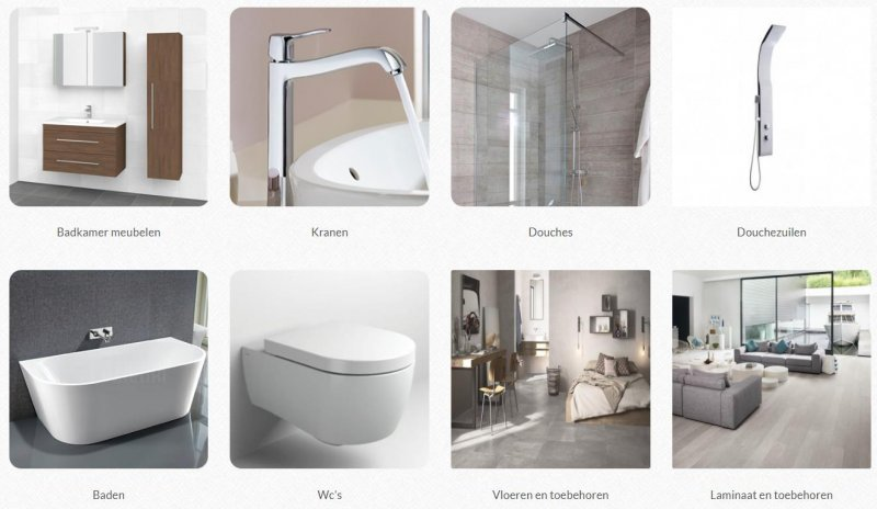 Renovatie Badkamer Ieper : Totale badkamer renovatie e shop bouwcenter frans vlaeminck nv